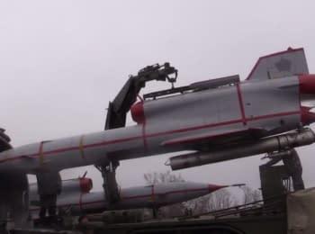 Безпілотники радянського виробництва в зоні АТО