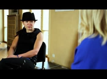 "Interview with Ruslana on ""Belsat"" TV channel"
