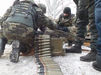 """Позывной """"Каштан"""". История ком.роты Национальной гвардии Украины"""