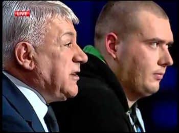 "Шустер LIVE. ""Заручники Донбасу"", 17.12.2014"