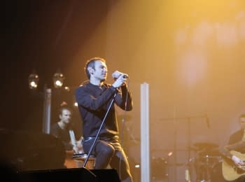 "Charity event-concert of Svyatoslav Vakarchuk ""At night"""