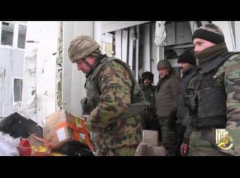 """Donetsk airport. Bloodless rotation of """"cyborgs"""""""
