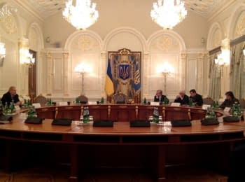 The meeting of the competition committee regarding the position of Head of the Anti-Corruption Bureau