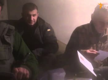 «Почта Майдана» добралась до Донецкого аэропорта