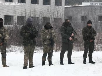 """""""Cyborgs"""" of Right Sector"""