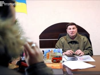 Chief of the Dzerzhinsk Police about former colleagues and seizure of the Gorlovka city department
