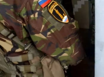 """Russian military instructor: """"We started out from here"""", Snezhnoe, Donetsk region, 29.12.2014"""