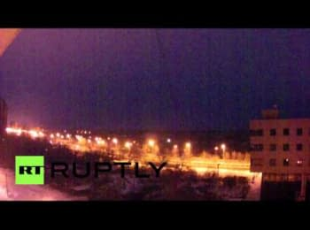 The shelling of the Donetsk airport continues, 17.01.15