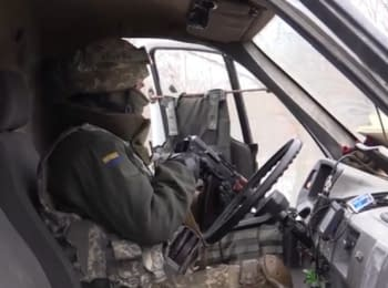Soldiers on the situation around Donetsk Airport
