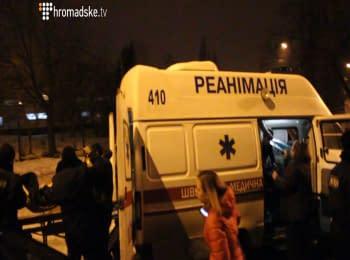 Взрыв в Харькове, 19.01.2015 (полная версия)