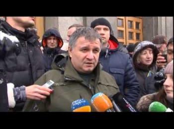 Глава МВД Арсен Аваков по ситуации в Харькове