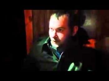 Затриманий в аеропорту бойовик взяв до рук зброю за 2500 грн./міс. (Відео 3)