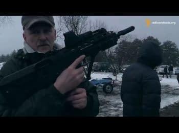 "New UAVs, redesigned ""Kalashnikov"" and trike are offered to Ukrainian army"