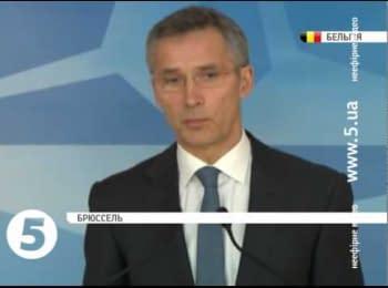"""НАТО відреагувало на заяву Путіна про """"натовський легіон"""" в Україні"""