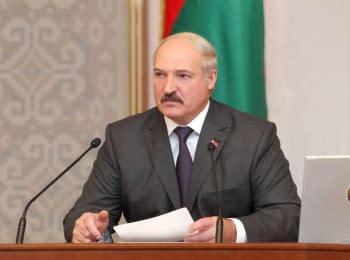 Пресс-конференция Президента Республики Беларусь Александра Лукашенко