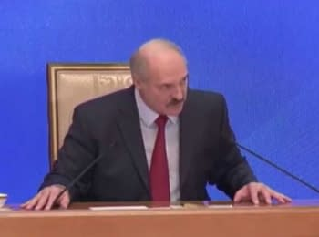 """Lukashenko: """"Belarus is not a part of the Russian world"""""""