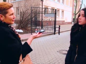 "Russian students talk about the ""Kremlin youth"""