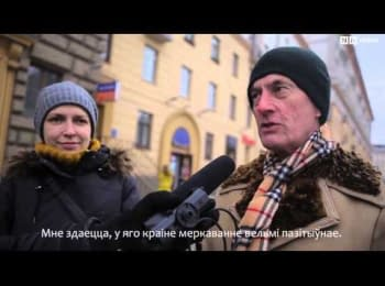 What Belarusians think about Putin
