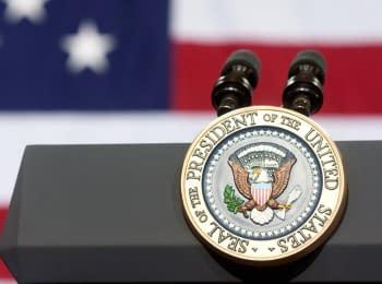 Прес-конференція Президента США Барака Обами і Канцлера Німеччини Ангели Меркель, 09.02.2015