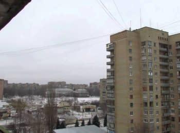 Обстрел Краматорска, 10.02.15