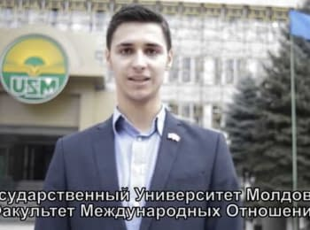 Appeal of students and pupils of Republic of Moldova to Ukrainian and Russian students