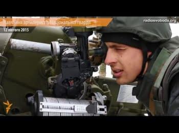 Из милиционеров в артиллеристы