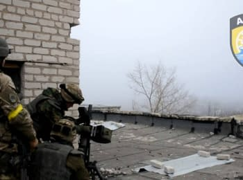 Утренний бой в с. Широкино, 16.02.2015