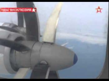 Літаки НАТО перехопили російський ракетоносець, 18.02.2015