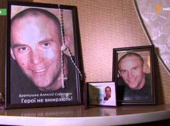 """""""He would be at the Donbass now"""" - mother of the Heavenly Hundred Hero"""