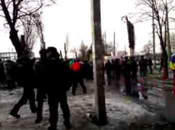 Теракт в Харькове, 22.02.2015