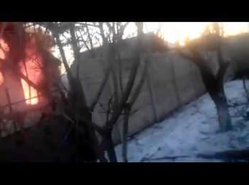 Террористы занимаются мародерством в Дебальцево