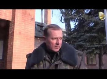 About the events in Dobaltseve from the first hand