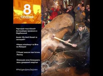 Maidan day by day: 94 days as eternity