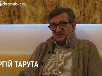 Сергей Тарута: Мы пытались договориться с Москвой еще до президентских выборов