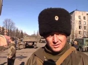 """Debaltseve. """"Peace will not be"""""""
