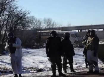 Those who came out from Debaltseve