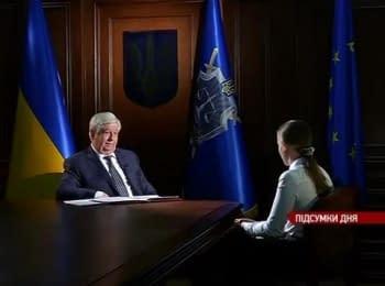 Interview with Prosecutor General of Ukraine Viktor Shokin