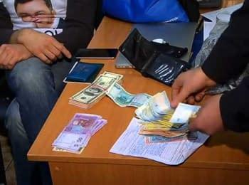 Відео перебування Олексія Гончаренка в поліції Москви