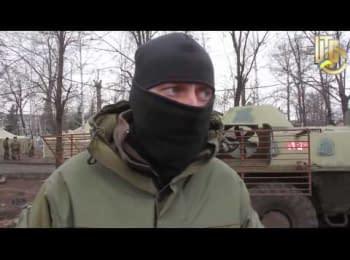 13th Mechanized Brigade - heroes of the Debaltseve bridgehead