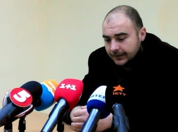 SBU detained in Stanytsia Luhanska a Russian intelligence officer who was recruited in Volgograd