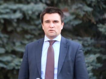 """""""Бойовики перетворюють відведення озброєнь на профанацію"""" - Клімкін"""
