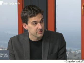 Борис Райтшустер про відношення світової громадськості до ситуації в Україні