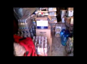 SBU seized tons of gasoline and alcohol which brought smuggled from Russia