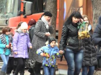 Крим. Іноземці на рідній землі