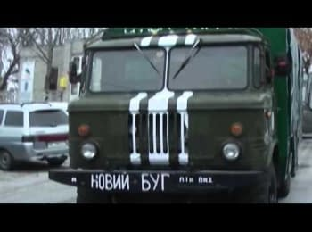 Film about the struggle of Mykolayiv SBU with pro-Russian saboteurs