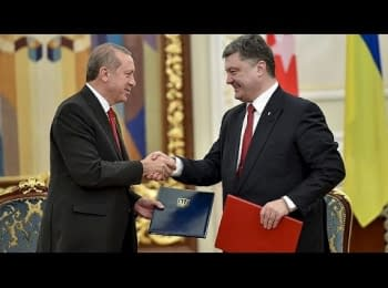 Turkey is ready to support Ukraine and don't want to spoil relations with Russia