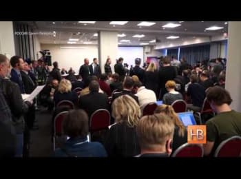 """Gathering of neo-nazis """"Russian conservative forum"""" took place in St. Petersburg"""