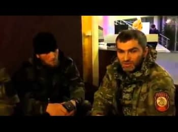 Бойовики з Осетії про брехню Кадирова та присутність чеченців в Україні