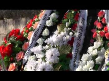 Сина Віктора Януковича поховали в Севастополі