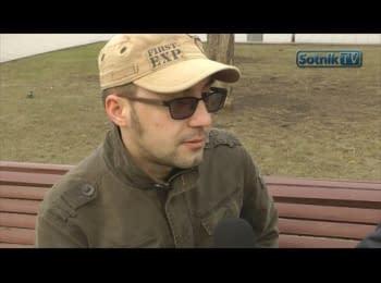 """Російський журналіст Антон Наумлюк: """"За що воюють українці ..."""""""
